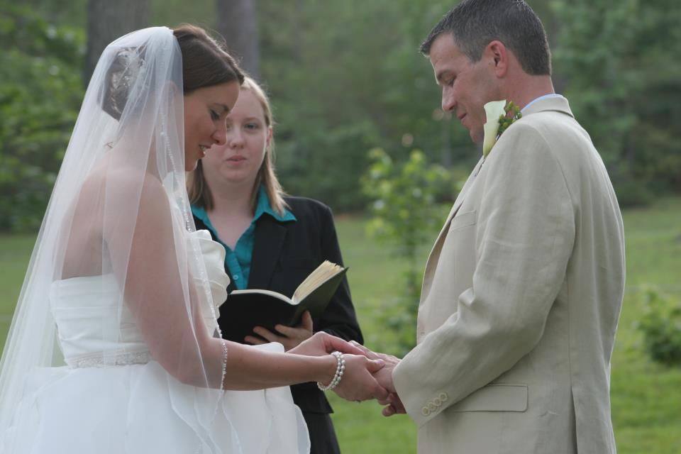 Barnes-Schlanger Wedding